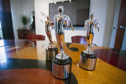 Tennessee Anti-methamphetamine Communications Campaign earns three Telly Awards.