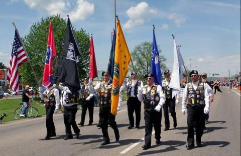 Veterans Day Parade set for Saturday, November 5th.