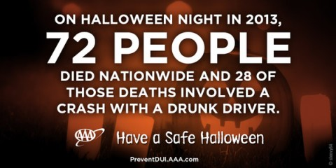 2013 Halloween Death Stats