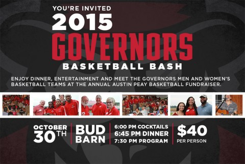 2015 APSU Basketball Bash