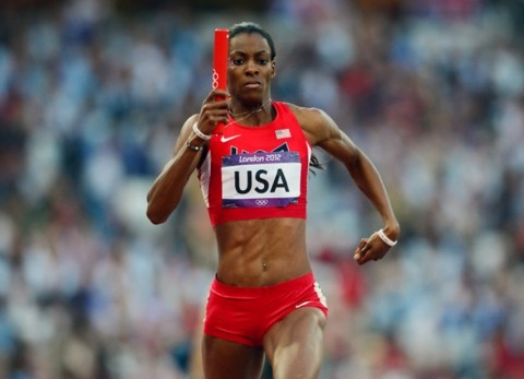 3x Olympian Deedee Trotter