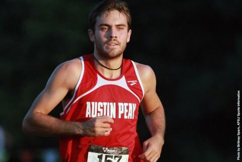 Austin Peay Men Cross Country. (APSU Sports Information)