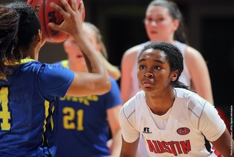 Austin Peay Women's Basketball. (APSU Sports Information)
