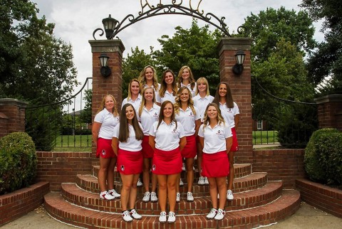 Austin Peay Women's Golf Team. (APSU Sports Information)