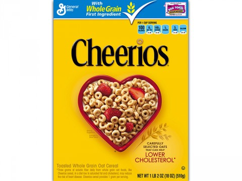 General Mills is now the second major food company to agree to label products containing GMOs.