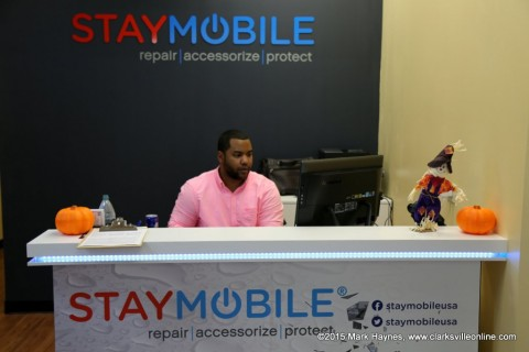 Staymobile located in the Wilma Rudolph Boulevard Walmart.