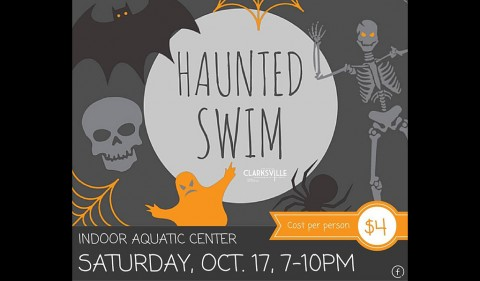 Haunted Swim