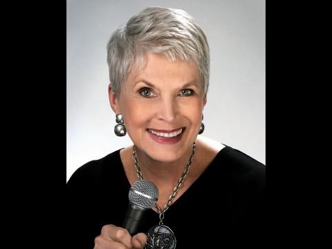 Comedian Jeanne Robertson.