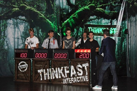 ThinkFast Interactive program