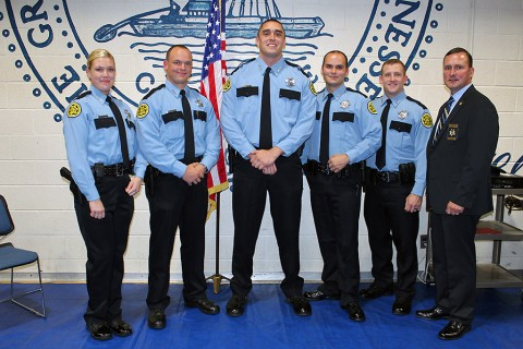 Montgomery County Sheriff's Office graduates