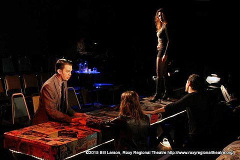 """""""Murder Ballad"""" plays at the Roxy Regional Theatre on October 5th, 6th, 12th and 13th, at 7:00pm."""