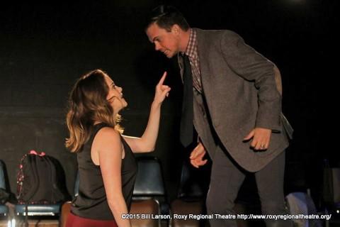 """""""Murder Ballad"""" at the Roxy Regional Theatre."""