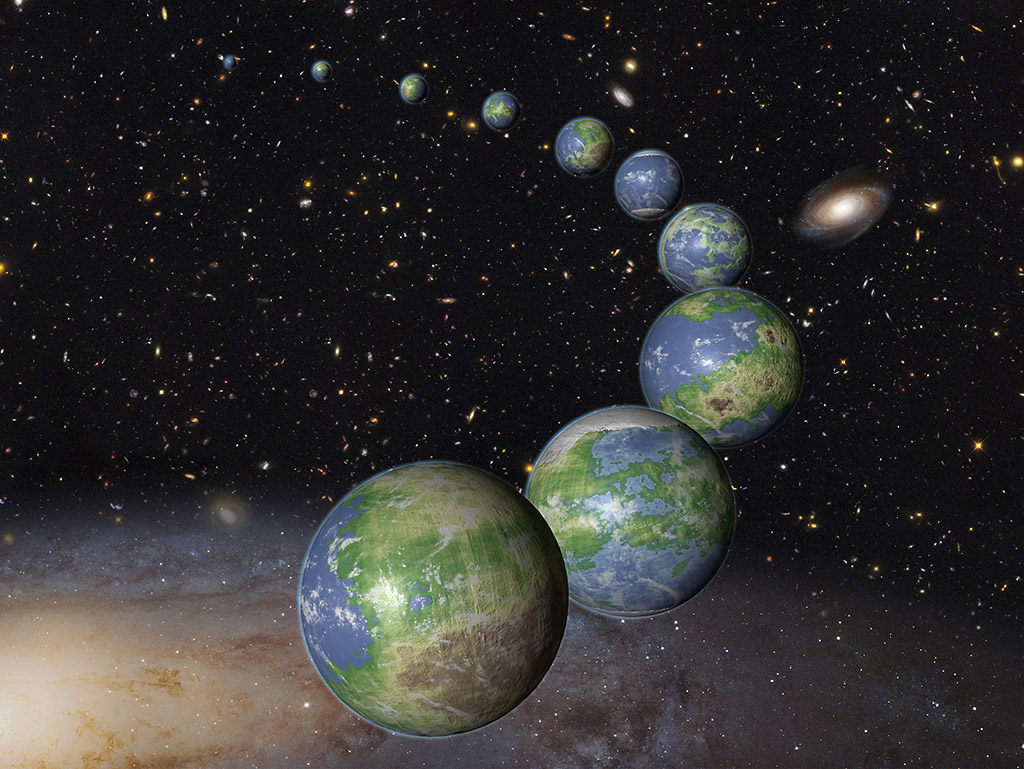 NASA's Hubble and Kepler Space Telescopes data used to ...
