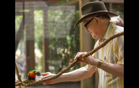 Nashville Zoo Senior Day. (Amiee Stubbs)