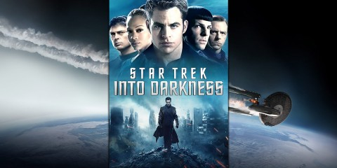 """Star Trek Into Darkness"" at Movies in the Park this Saturday, October 10th."
