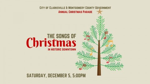 56th Annual Clarksville Lighted Christmas Parade