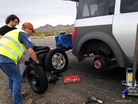 AAA calls on automakers to put consumers first, save the spare tire.