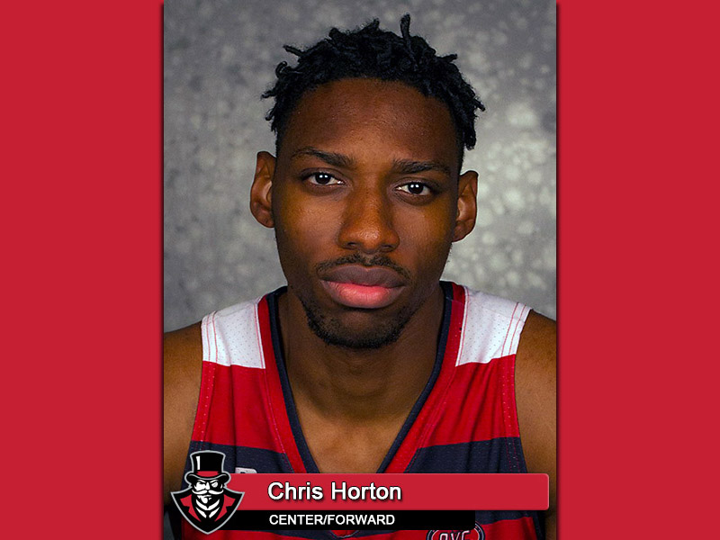 APSU Chris Horton