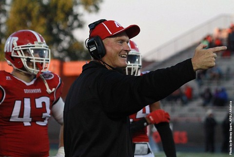 Austin Peay football head coach Kirby Cannon released. (APSU Sports Information)