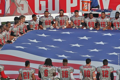 Austin Peay to hold Military Appreciation Day Saturday, November 6th. (APSU Sports Information)