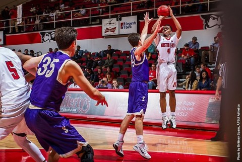 Austin Peay Men's Basketball get home win against Oakland City Wednesday night. (APSU Sports Information)