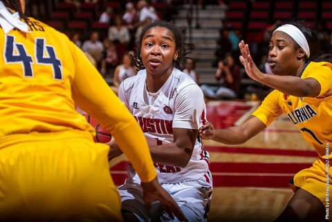 Austin Peay Women's Basketball lose road game at Miami University 75-60 Thursday night. (APSU Sports Information)