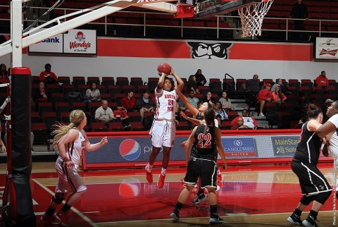Austin Peay Women's Basketball plays Trevecca at the Dunn Center Monday night. (APSU Sports Information)