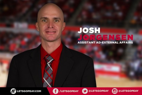 APSU names Josh Jorgensen as Assistant Athletics Director for External Affairs