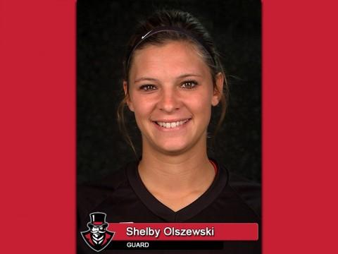 APSU's Shelby Olszewski