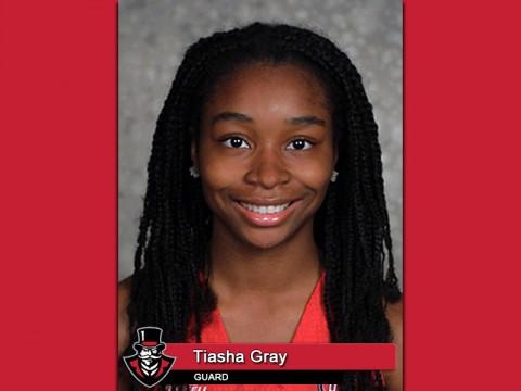 APSU's Tiasha Gray