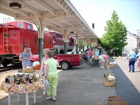 Clarksville Farmers Market