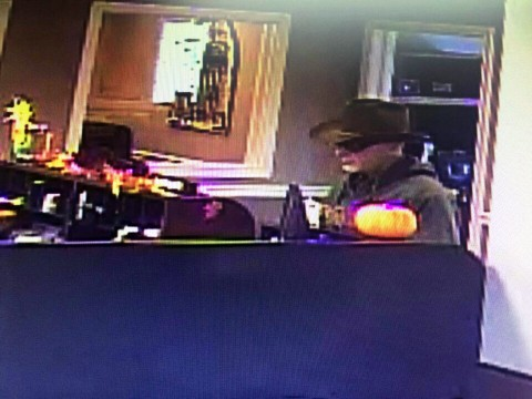 Cumberland Bank & Trust Robbery. Anyone with information is asked to call Detective Rodney Lifsey at 931.648.0656 Ext 5298 or the CrimeStoppers tips hotline at 931.645.TIPS (8477).