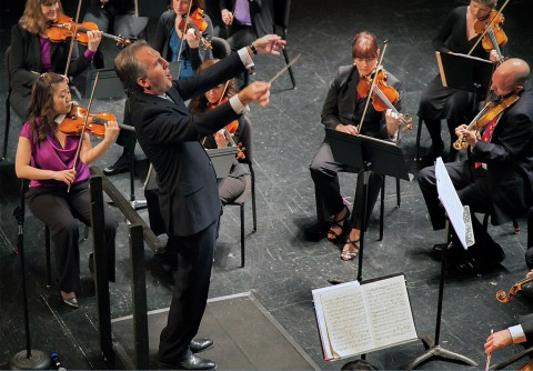 Gateway Chamber Orchestra. (Allison Campbell)
