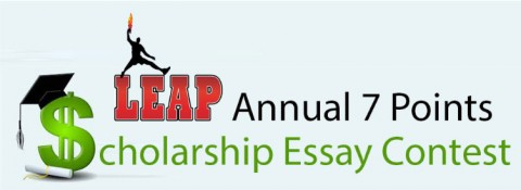 LEAP Organization Annual 7 Points Quest Scholarship Essay Contest