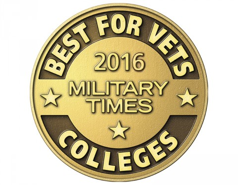 Military Times - Best for Vets - Colleges