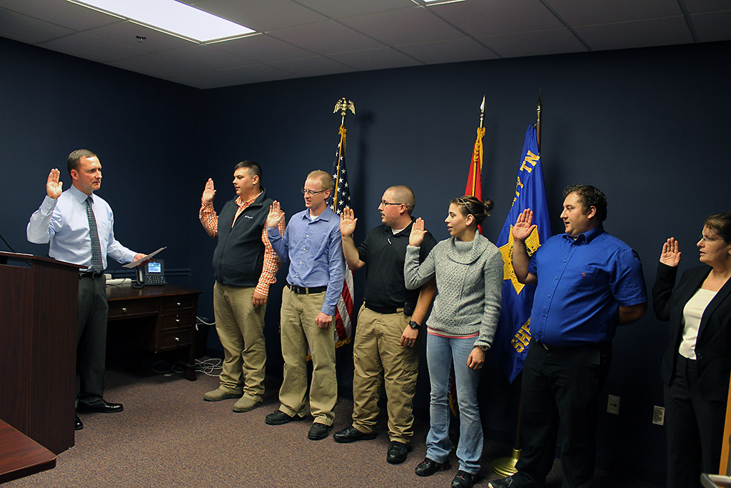 Montgomery County Sheriff S Office Announces New Deputy Hires Clarksville Tn Online