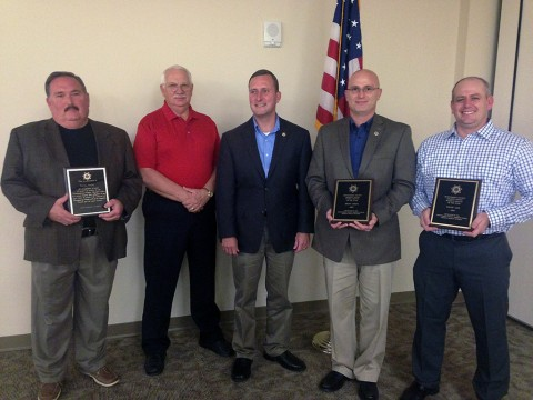Montgomery County Sheriff's Office recognizes Reserve Deputies