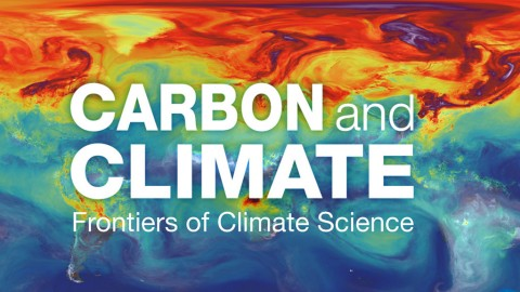 NASA is advancing new tools like the supercomputer model that created this simulation of carbon dioxide in the atmosphere to better understand what will happen to Earth's climate if the land and ocean can no longer absorb nearly half of all climate-warming CO2 emissions. (NASA/GSFC)