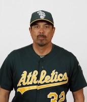 Nashville Sounds Rick Rodriguez, pitching coach
