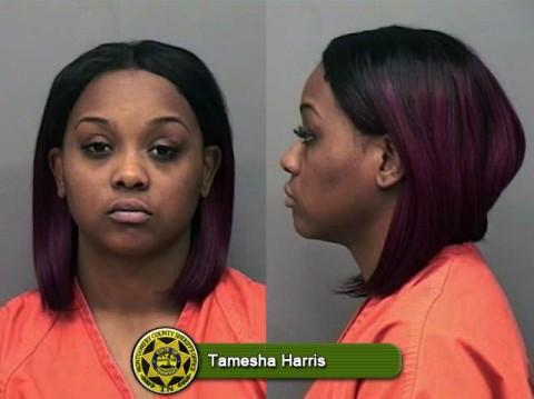 Tamesha Harris