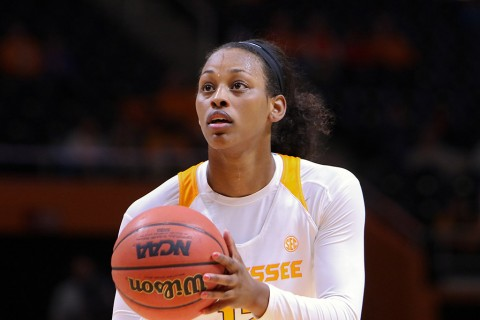 Tennessee Lady Volunteers forward Bashaara Graves (12) had 10 points and 5 rebounds against Stanford. (Randy Sartin-USA TODAY Sports)