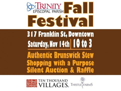 Trinity Episcopal Parish's Fall Festival