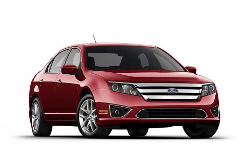 2010 Ford Fusion is one of the models being recalled.
