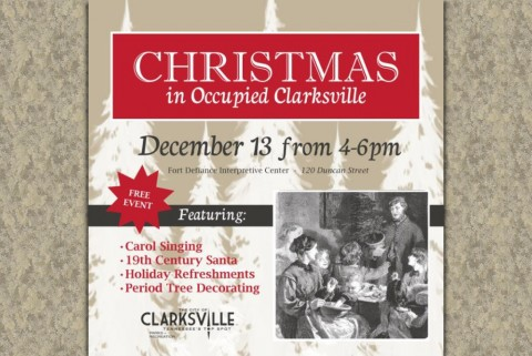 2015 Christmas in Occupied Clarksville