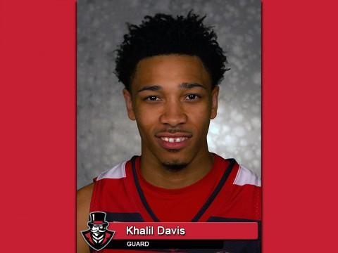 APSU Khalil Davis