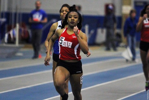 Austin Peay Women's track and field travel to Nashville Saturday to compete in Vanderbilt's Indoor Opener. (APSU Sports Information)