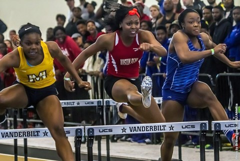 Austin Peay Women's Track and Field do well at Vanderbilt Indoor Opener Saturday. (APSU Sports Information)