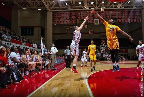 Austin Peay Women's Basketball fall at Western Kentucky Saturday night, 88-69. (APSU Sports Information)