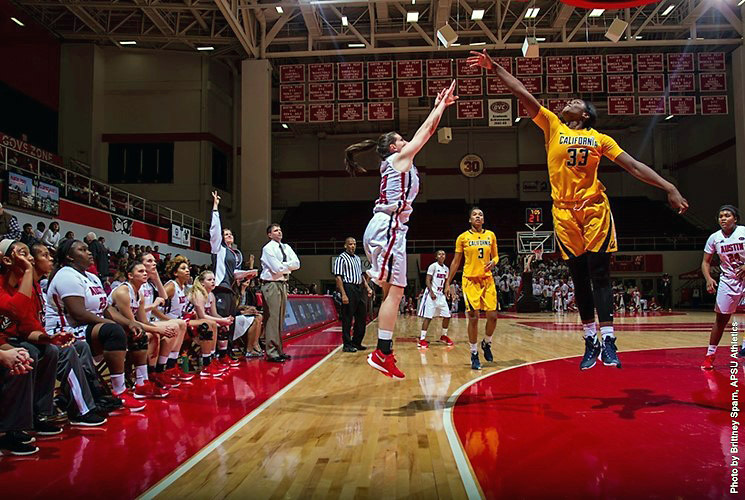 APSU Lady Govs Basketball lose to hot handed Western ...