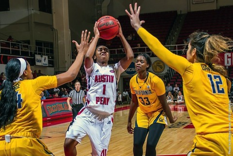 Austin Peay Women's Basketball fall 73-65 to Kennesaw State Saturday afternoon. (APSU Sports Information)